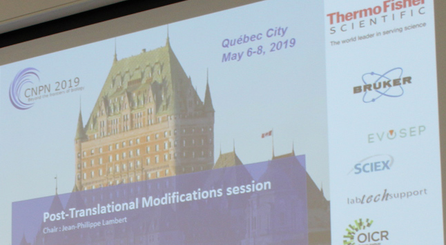 Canadian National Proteomics Network's -2019